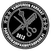 Parturikampaamotampere.fi Logo